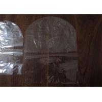 China HDF-400 PVC shrink film curve bottom sealing bag making machine on sale