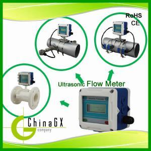 China Ultrasonic flow meter, flow meter water,steam flow meter,flow meter, on sale