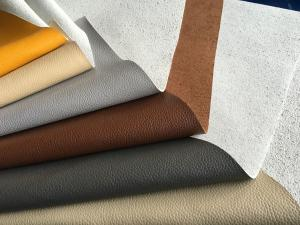 China Full Grain Cow Upholstery Genuine Leather Fabric Anti - Mildew For Furniture on sale
