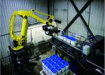 China Horizontal Robots / Robotic Palletizing System Single Column For Big Bags / Barrels wholesale