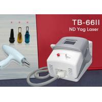China Mini ND YAG Laser Skin Rejuvenation Machine / Tattoo Removal Equipment on sale