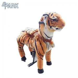 China Unicorn Ride On Pony Horse Toy For Kids / Modern Amusement Park Rides on sale