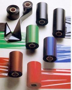China Color Ribbon Color Ribbon (Wax/resin) on sale