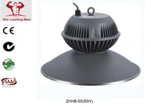 China COB 50WLED High Bay Lighting Fixtures Highbay Light Housing / Base 3 Years Warranty on sale