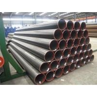 China ASTM A53 Gr B Carbon Steel Tubing / Tube Hot Rolled Q345 LSAW on sale