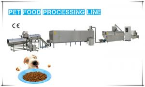 China Pet Food Processing Line on sale