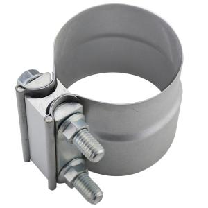 China Quick Release Exhaust Lap Joint Band Clamp 1 1.25 1.75 2,2.25 2.5 2.75 3 on sale