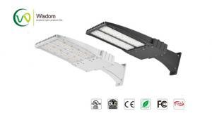 China Outdoor IP65 200W Shoebox area LED Parking Lot flood Light 24200 lumens 4000 K UL DLC AC 120-277 V // WSD-SB15W27 on sale