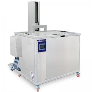 China 40 Khz Ultrasonic Cleaning Machine 450L Ultrasonic Wheel Auto Parts Washer on sale