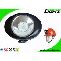 Explosive Proof Rechargeable Liightweight LED Miners Headlamp 10000 LUX High Brightness