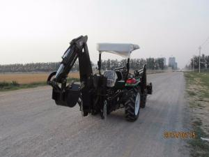 China 4 Cylinder Agriculture Farm Machinery Water Cooled And 4-Stroke Engine 40hp 4wd LD4L23 on sale