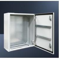 Vertical Aluminum Control Box , Weatherproof Aluminum Electrical Enclosures