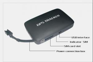 China Portable GPS tracking device TK105 on sale