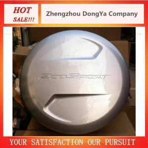 China Protective Tyre Covers/ Ford Ecosport Spare Tyre Cover to Protect the wheel on sale