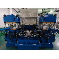 Reusable Silicone Clothes Injection Molding Machine 500 Ton Clamp Force