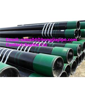 China Supply API 5CT Casing Pipe with best prices on sale