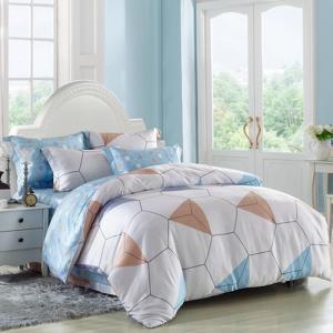 China Cuztomized色の絹の贅沢な家の寝具は、クイーン サイズ/大型のベッド セット置きます on sale