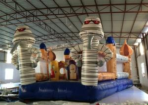 China Amusement Park Commercial Inflatable Water Slides Egypt Tour Style 6.5 X 9 X 4.5m on sale