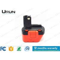 High Capacity 3.0Ah 12v Nimh Rechargeable Battery Pack For Bosch Drill