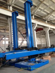 China Electric Cylinder Welding Manipulators with Motor Drive , Vertical / Horizontal Movement on sale