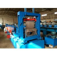 Fast Size Changing U Channel  Roll Forming Machine 9.5mx1.8mx1.4m  Dimention