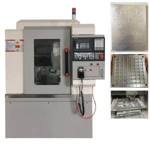 China aluminum mold making machine, CNC metal engraving machine on sale