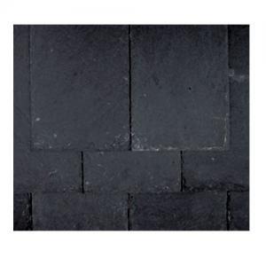 China Black Slate Roof Tile/Slate Stone Board on sale
