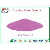 Customized Wool Permanent Fabric Dye C I Vat Violet 3 Vat Violet RRN