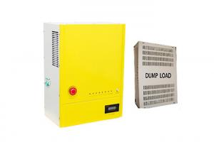 China 2kw 5kw 10kw 50kw Hybrid Solar Controller With Dump Load LCD Screen on sale