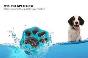 China world's smallest waterproof gps pet tracker for dog/cat with long life battery RF-V30 on sale