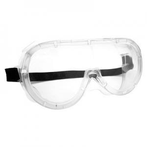 China Fully Enclosed Safety Eyewear , Construction Worker Glasses High Impact Resistance on sale