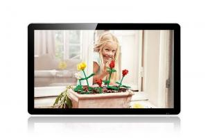 China Retail Shop Wall Mount Custom LCD Display Support SD / CF Card on sale