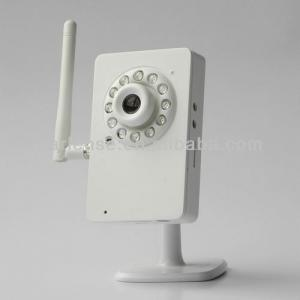 China Night Vision Alarm Ip Camera H.264 Hd 720p Wireless For Home Surveillance on sale
