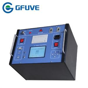 China High Voltage Anti - Interference Dielectric Loss Tester For CVT Protection on sale