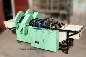 China Ice cream stick & spoon sorter/ grander/ separator/ sorting/ branding/ stamping machine on sale