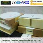 Industrial Polyurethane Freezer Sandwich Cold Room Panel For Refrigeration Unit 960mm Width