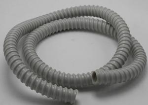 Quality PVC Spiral Corrugated Flexible Tubing Plastic PVC Reinforced Hose for sale