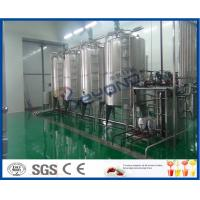 China ISO 2TPH 10TPH Fruit Juice Processing Line For Fruit Juice Production Process on sale