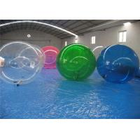 0.8mm PVC Inflatable Water Ball Inflatable Hamster Ball For Kids WBP-180