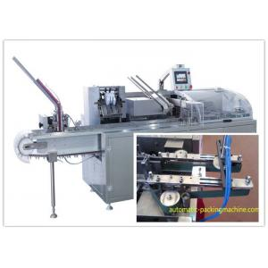 China High Speed Full Automatic Cartoner Machine For ALU PVC Blister / Bottle on sale