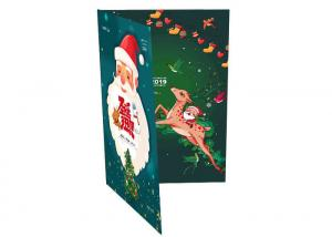 China 0.25w Musical Happy Birthday Card Voice Recording Support MP3 / WAV Music Format on sale