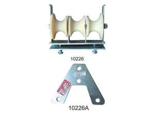 China Model SH65JS Bunch Conductor Blocks Triple Bundle Stringing Block and Pull Board on sale