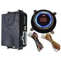 Automobile Engine Ignition Button System Remote Start Stop Supporting Diesel Or Petrol Car