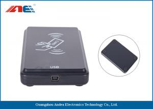 China Micro Power USB RFID Scanner RFID Card Reader Writer SDK And Testing Software Provided on sale