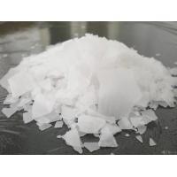 China Mejores escamas chinas de la soda cáustica del suppiler on sale