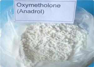 China Lean Mass Gain Anavar Anabolic Steroid , Oxandrolone Powder Effective Supplements CAS 53-39-4 on sale
