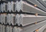 China Stable Structure Hot Rolled Angle Steel Length 5.8M High Mechanical Strength wholesale
