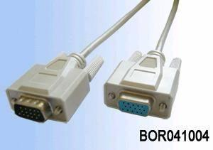 China Sale VGA Cable Monitor Cable RGB Cable on sale