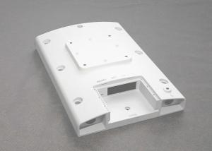 China Durable Aluminum Die Casting Parts , Industrial Die Casting Display Back Cover on sale