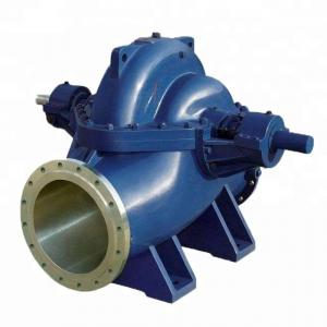 Easy Installation Double Suction Centrifugal Pump , Energy
